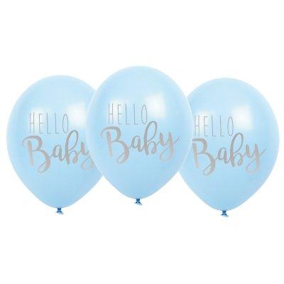 hello baby ballonger